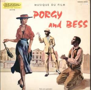 George Gershwin: Porgy And Bess - Cover