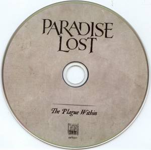 Paradise Lost: The Plague Within (CD) - Bild 3