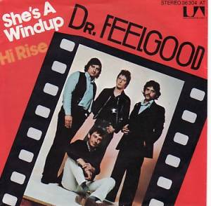 Cover - Dr. Feelgood: She's A Windup