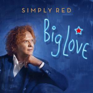 Simply Red: Big Love - Cover