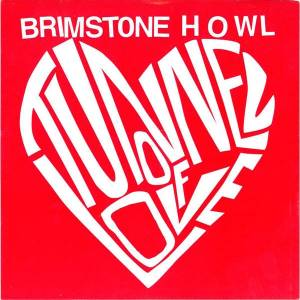 Brimstone Howl: Tunnel Of Love - Cover