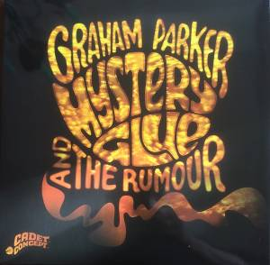 Cover - Graham Parker And The Rumour: Mystery Glue