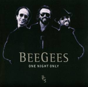 Bee Gees: One Night Only - Cover