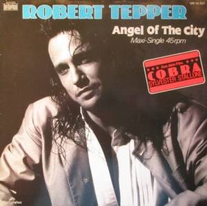 Cover - Robert Tepper: Angel Of The City
