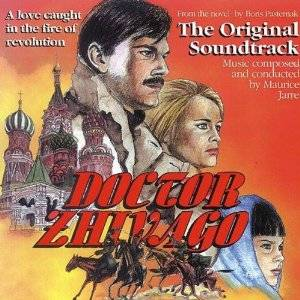 Cover - Maurice Jarre: Doctor Zhivago