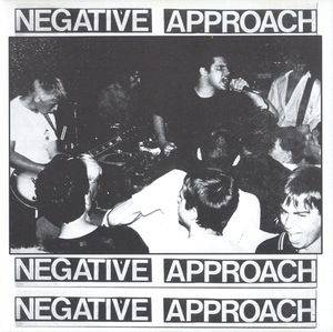 Cover - Negative Approach: I'll Survive