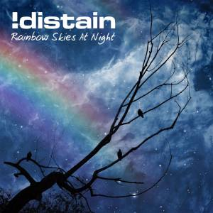 Cover - !distain: Rainbow Skies At Night