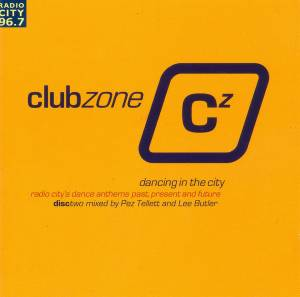 Cover - Space Brothers: Clubzone - Dancing In The City