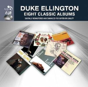 Cover - Duke Ellington: Eight Classic Albums
