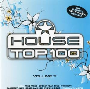 Cover - Kris Menace: House Top 100 Volume 7