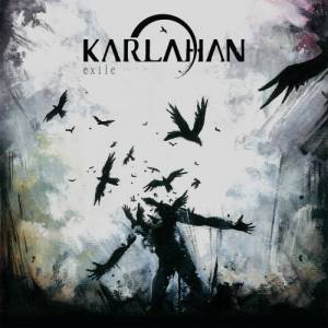 Karlahan: Exile - Cover