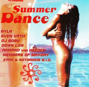 Cover - 2 The Soul: Summer Dance
