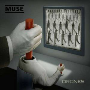 Cover - Muse: Drones