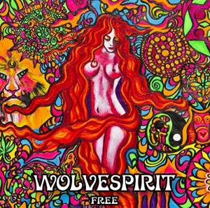 WolveSpirit: Free - Cover
