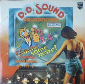 Cover - D.D. Sound: 1-2-3-4 Gimme Some More