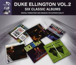 Cover - Duke Ellington: Six Classic Albums - Vol.2