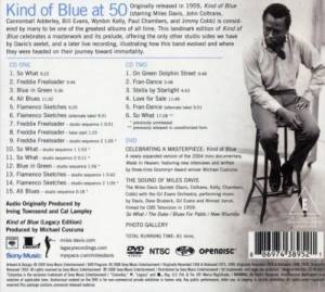 Miles Davis: Kind Of Blue At 50 (2-CD + DVD) - Bild 2