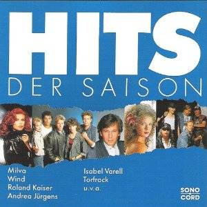Cover - Claudia & Chris Roberts: Hits Der Saison 2/91