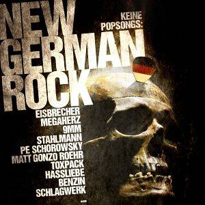 New German Rock - Cover