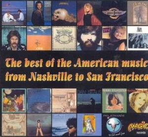 Cover - Silver: Best Of The American Music From Nashville To San Francisco, The