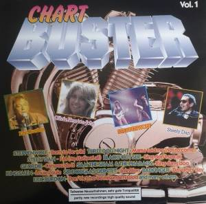 Chartbusters Vol. 1 - Cover