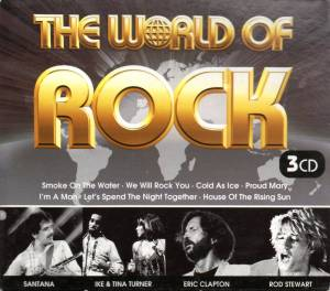 World Of Rock, The - Cover