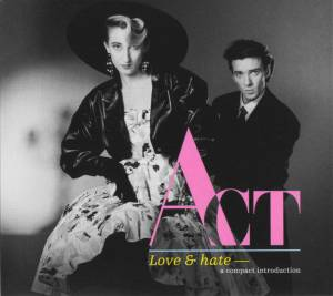 Cover - Act: Love & Hate
