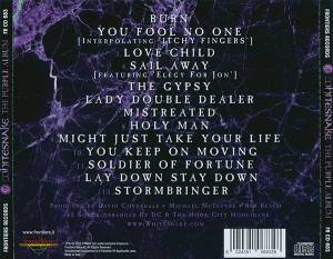 Whitesnake: The Purple Album (CD) - Bild 2
