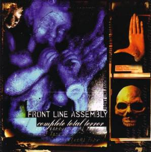 Cover - Front Line Assembly: Complete Total Terror