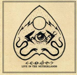 Cover - <code>: Live In The Netherlands