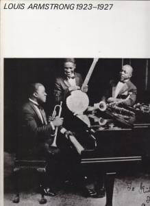 Cover - Louis Armstrong & His Hot Seven: Louis Armstrong 1923-1927