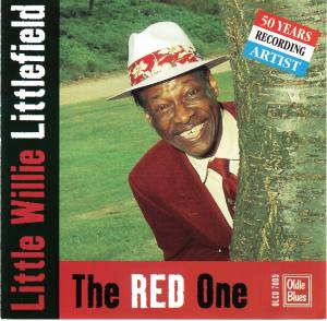 Cover - Little Willie Littlefield: Red One, The