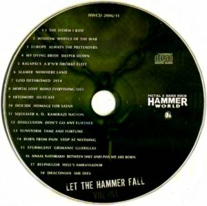 Cover - I: Let The Hammer Fall Vol. 51