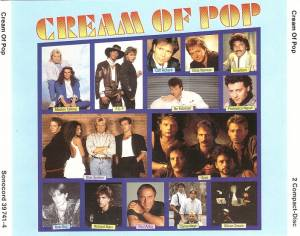 Cover - Karel Fialka: Cream Of Pop