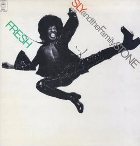 Sly & The Family Stone: Fresh - Cover