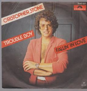 Cover - Christopher Stone: Trouble Boy