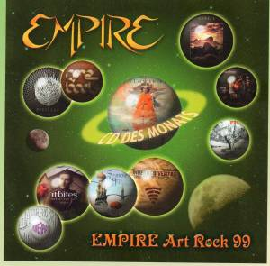 Empire Art Rock - E.A.R. 99 - Cover