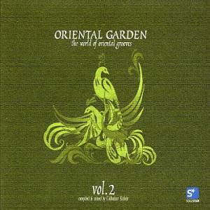 Cover - T & Masson: Oriental Garden - The World Of Oriental Grooves Vol.2
