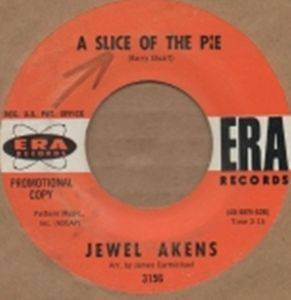 Cover - Jewel Akens: Slice Of The Pie, A