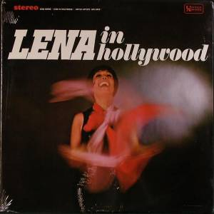 Cover - Lena Horne: Lena In Hollywood