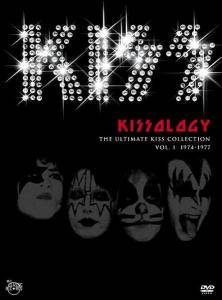 KISS: Kissology - The Ultimate Kiss Collection Vol. 1 1974-1977 - Cover