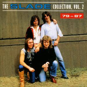 Slade: Slade Collection, Vol. 2 (79-87), The - Cover