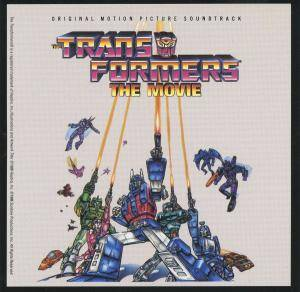 Transformers - The Movie, The - Cover