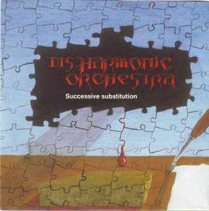 Disharmonic Orchestra: Successive Substitution - Cover