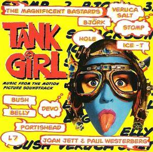 Cover - Magnificent Bastards, The: Tank Girl - Music From The Motion Picture Soundtrack