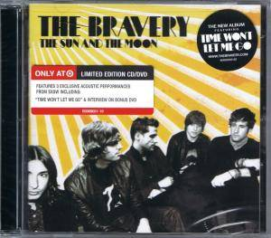 Cover - Bravery, The: Sun And The Moon, The