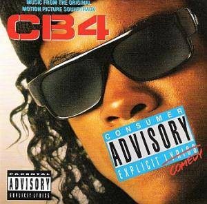 CB4 - Music From The Original Motion Picture Soundtrack - Cover