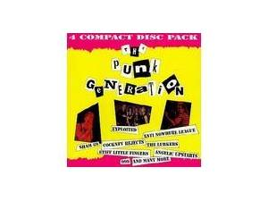 Punk Generation, The - Cover