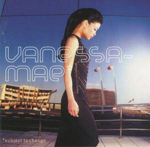 Cover - Vanessa-Mae: Subject To Change