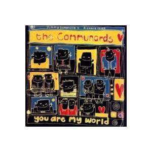 The Communards: You Are My World '87 - Cover